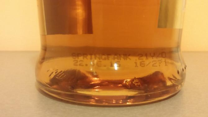 Springbank 21-year-old
