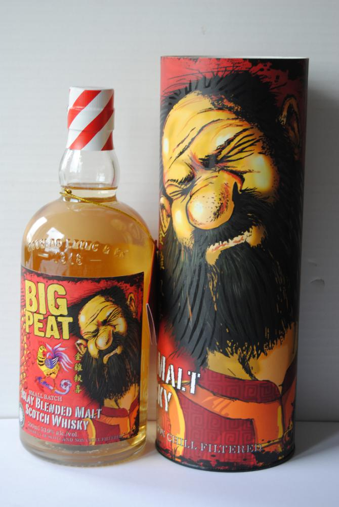 Big Peat Year of the Rooster Taiwan Exclusive DL