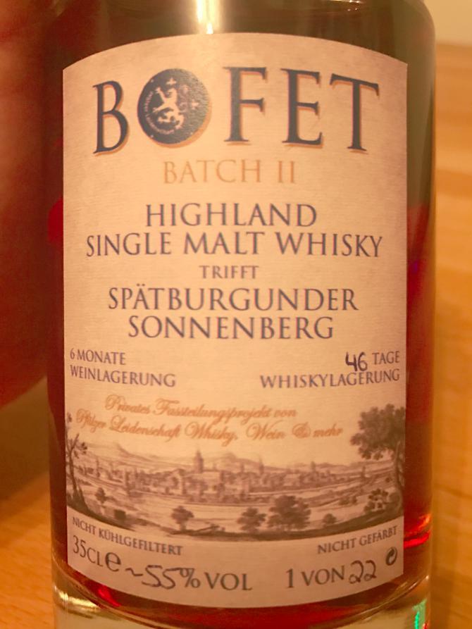 Bofet Batch II
