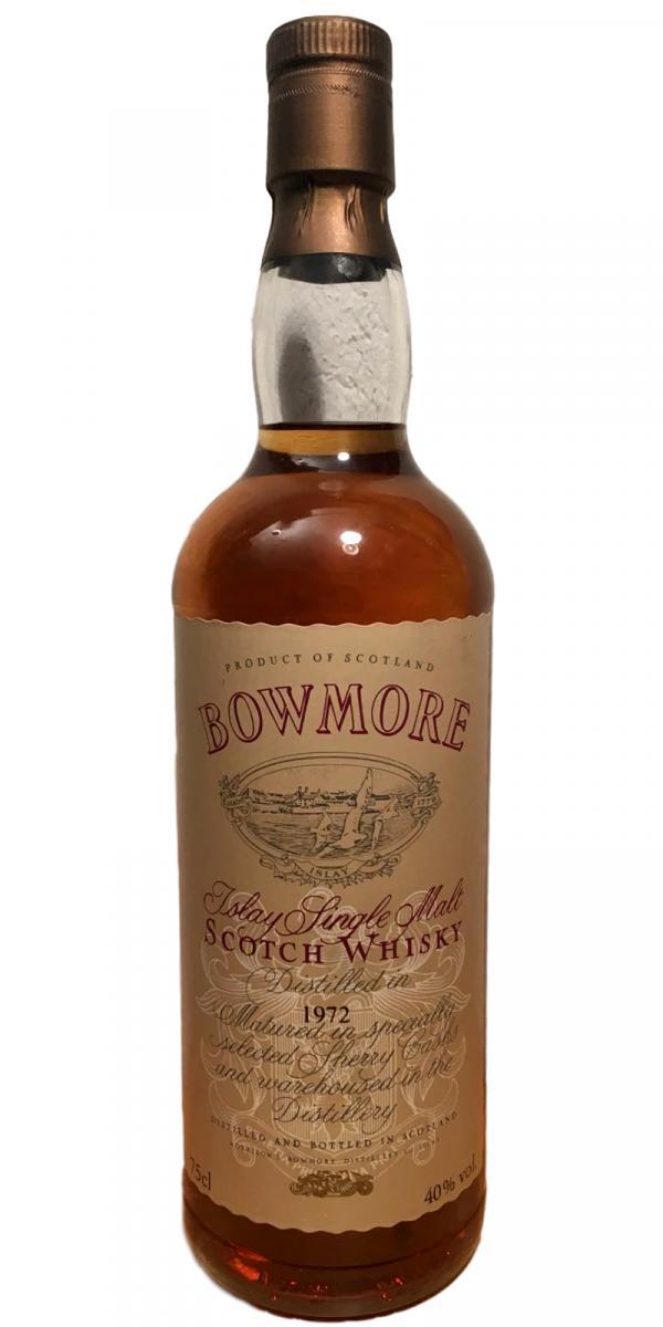 Bowmore 1972
