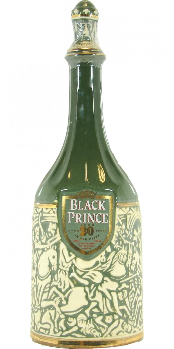 Black Prince 20-year-old