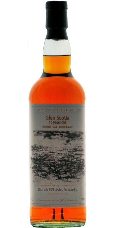 Glen Scotia 1992 DWSc