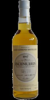 Inchmurrin 1967 AdW