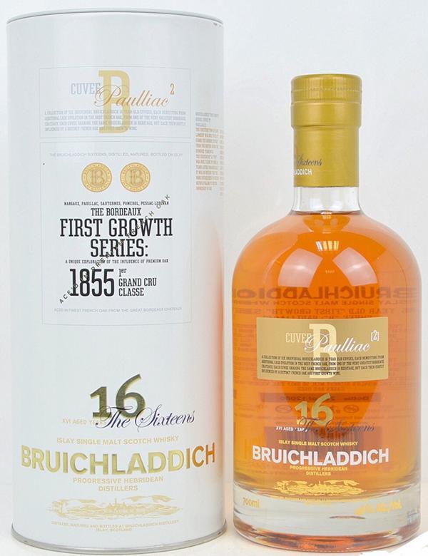 Bruichladdich 16-year-old Cuvee B