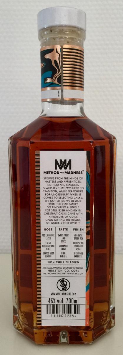 Method & Madness Single Pot Still