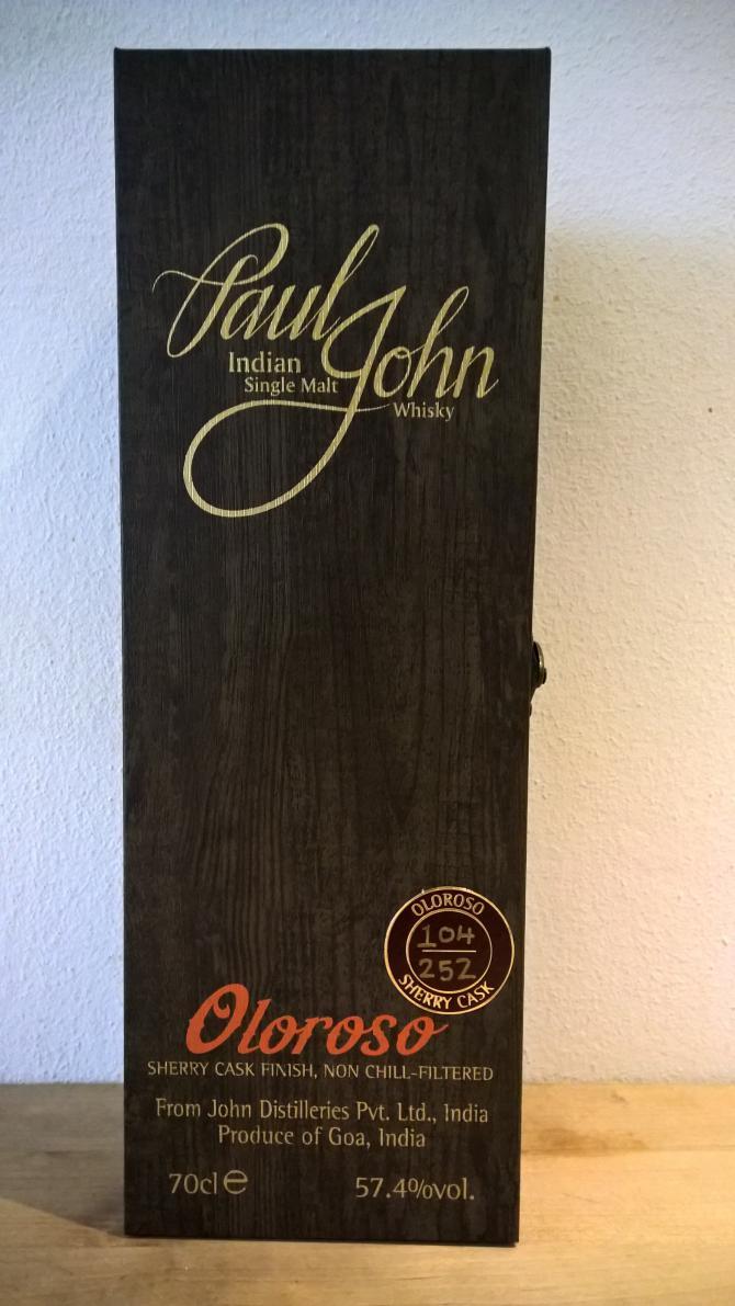 Paul John 07-year-old