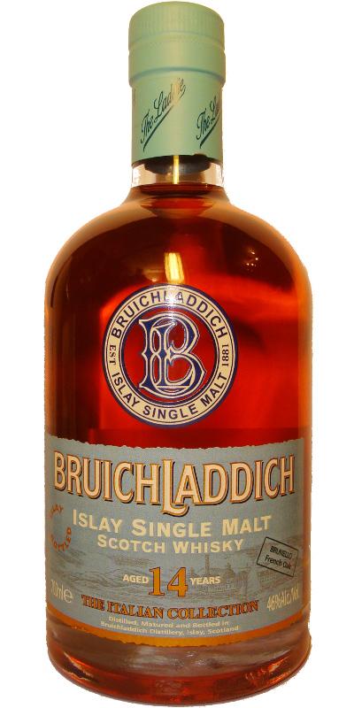 Bruichladdich 14-year-old