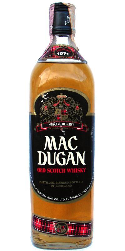 Mac Dugan 1971