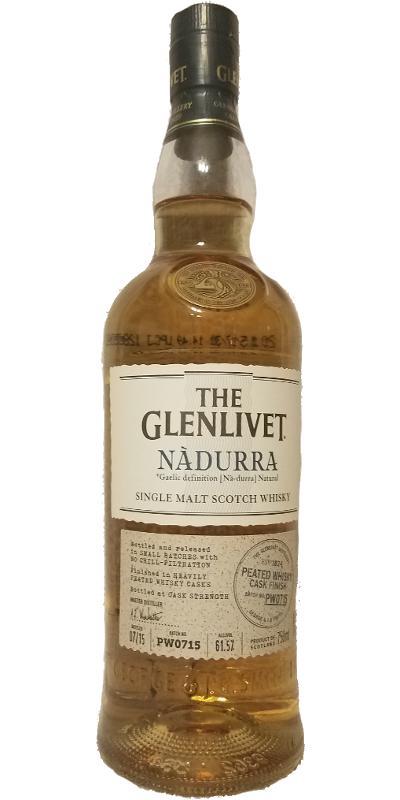 Glenlivet Nàdurra - Peated