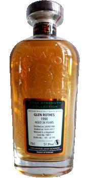 Glenrothes 1990 SV