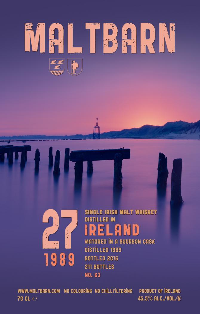 Ireland 1989 MBa