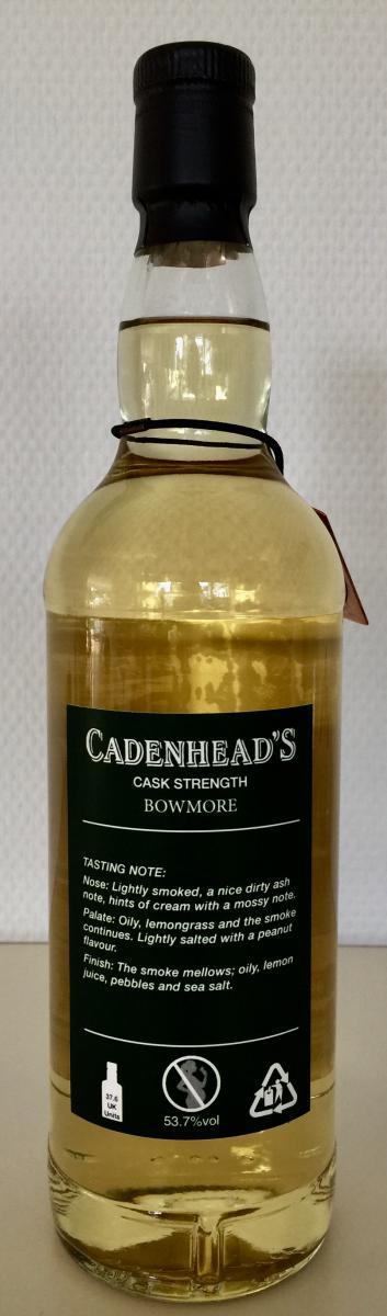 Bowmore 2002 CA