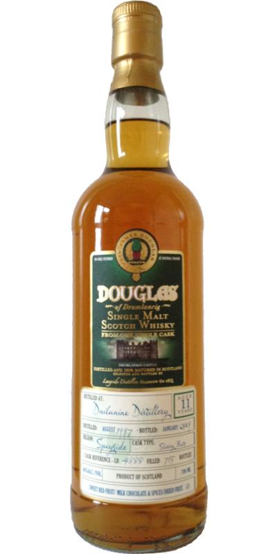 Dailuaine 1997 DoD