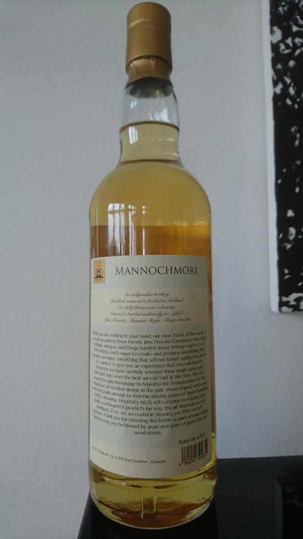 Mannochmore 1988 ALOS