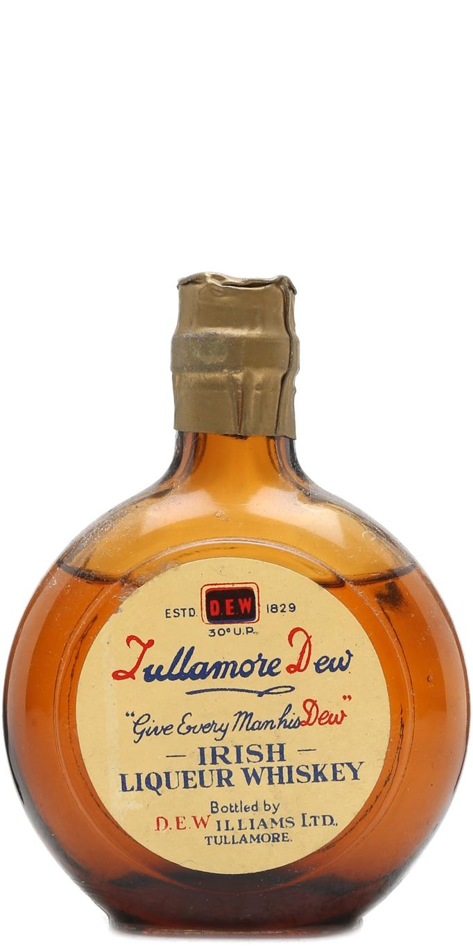 Tullamore Dew Irish Liqueur Whiskey