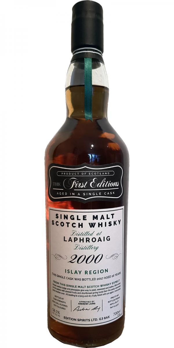 Laphroaig 2000 ED