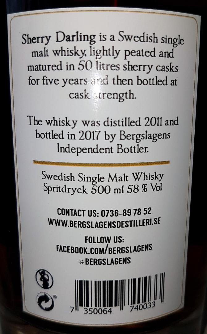 Bergslagens 05-year-old Ber