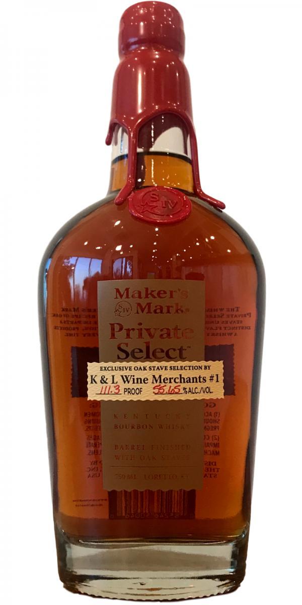 Maker's 46 Private Select