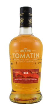 Tomatin Five Virtues Series - Fire