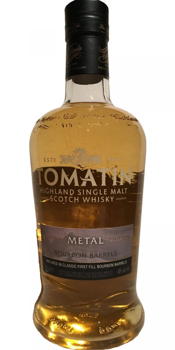 Tomatin Five Virtues Series - Metal