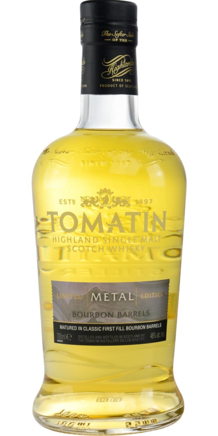 Tomatin Five Virtues Series - Metal