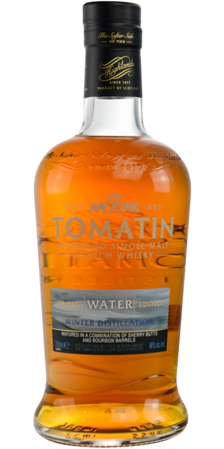 Tomatin Five Virtues Series - Water
