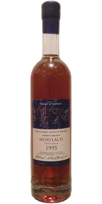 Mortlach 1995 SMD