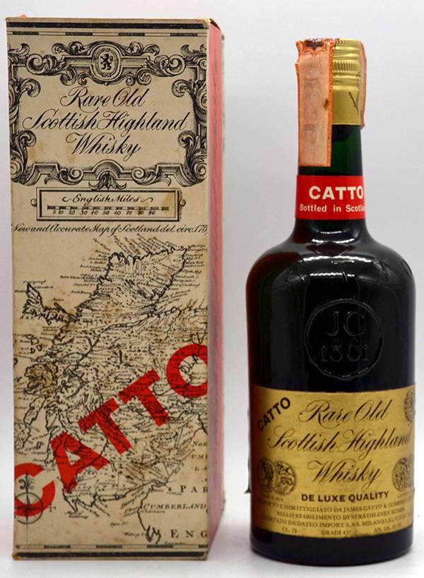 Catto Rare Old