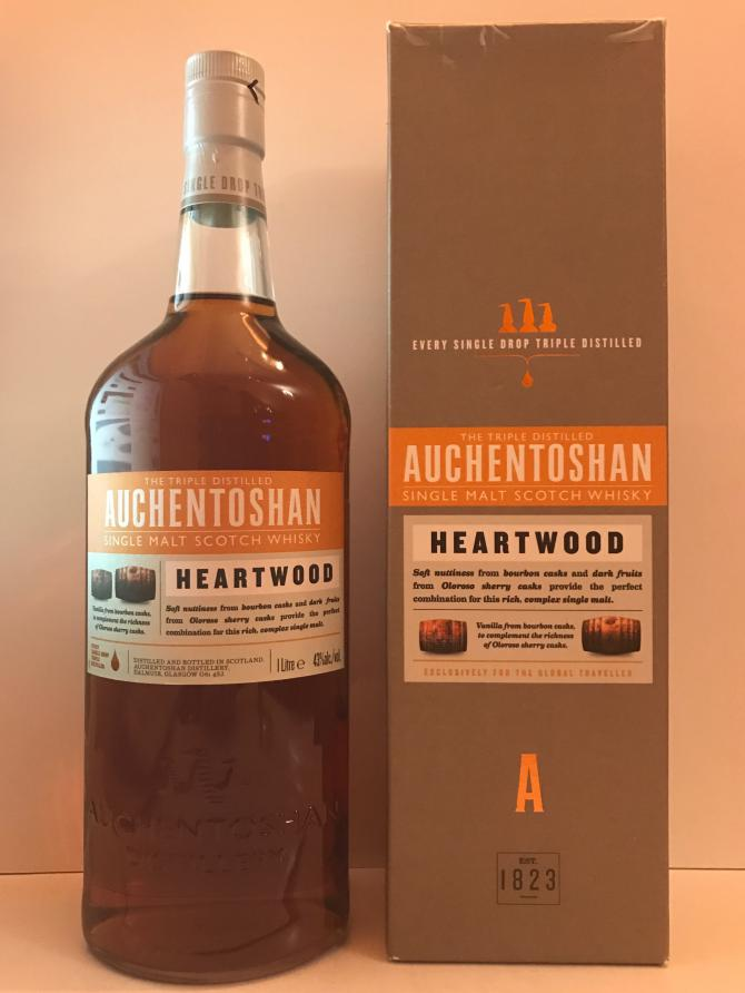 Auchentoshan Heartwood