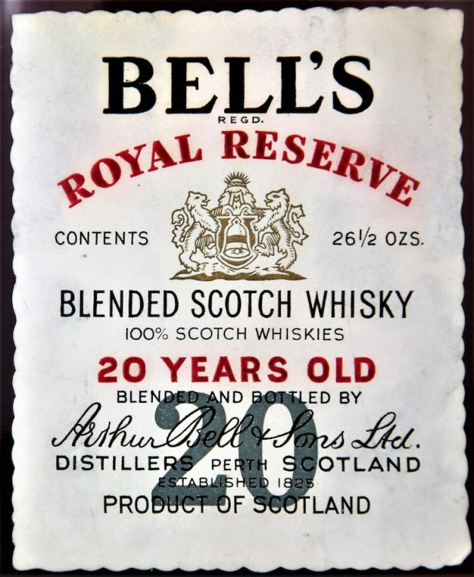 Bell's 20-year-old