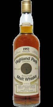 Highland Park 1952 GM