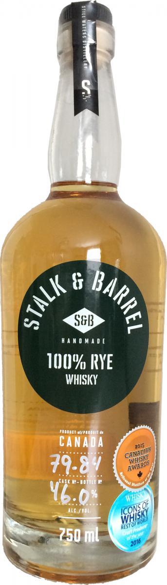 Stalk & Barrel 2012