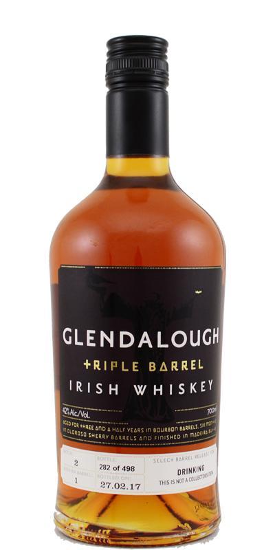 Glendalough Triple Barrel