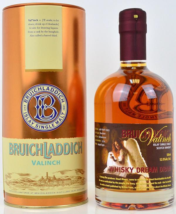 Bruichladdich 1993 Valinch
