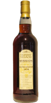 Glenglassaugh 1978 MM