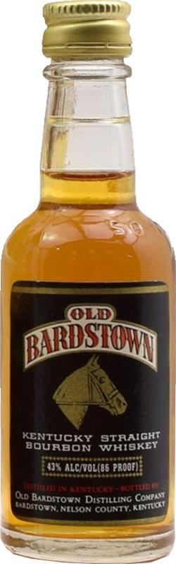 Old Bardstown Kentucky Straight Bourbon Whiskey