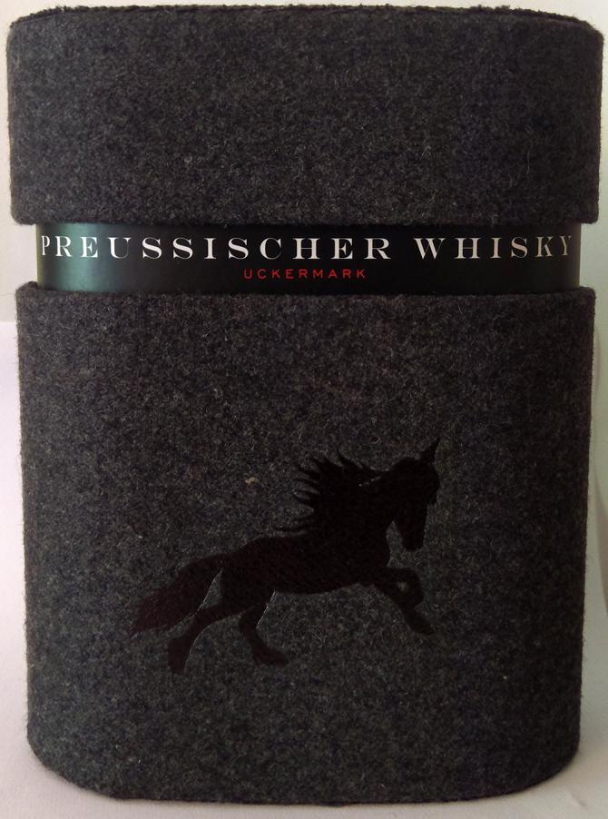 Preussischer Whisky 2011
