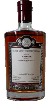 Bowmore 2001 MoS
