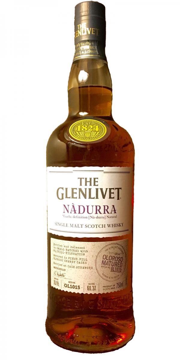 Glenlivet Nàdurra - Oloroso Matured