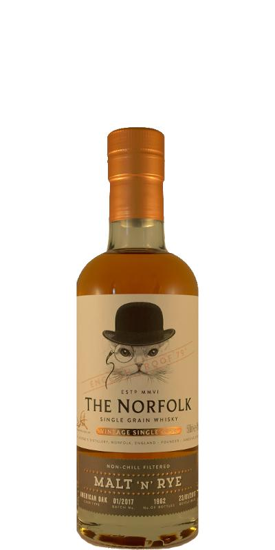 The Norfolk Malt 'n' Rye