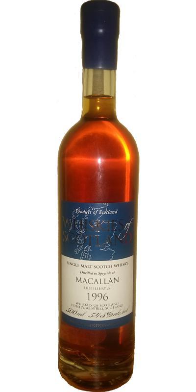 Macallan 1996 SMD