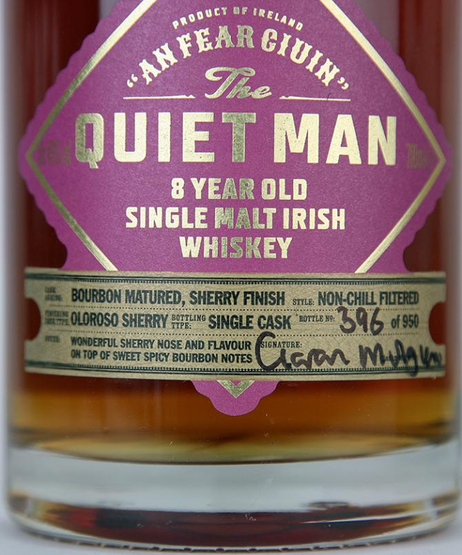The Quiet Man 08-year-old