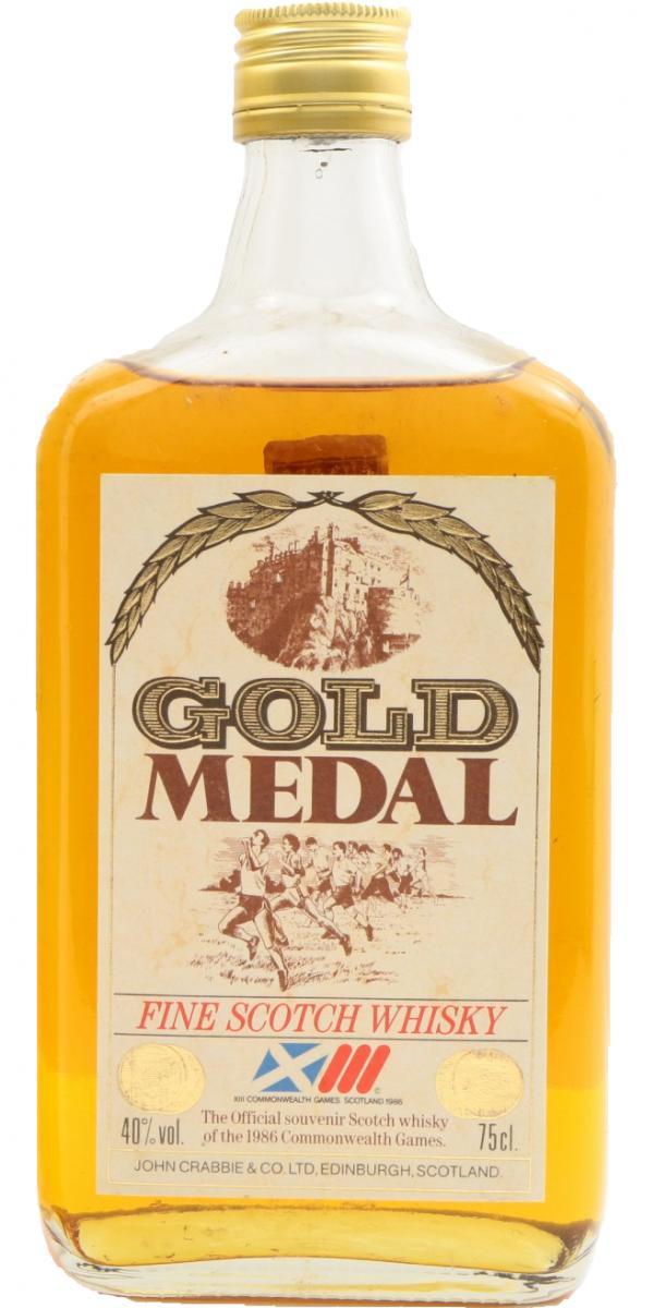 Crabbie Gold Medal