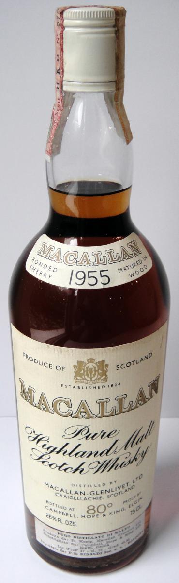 Macallan 1955