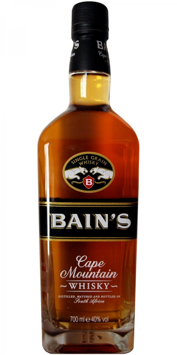Bain 39 s whiskybase for Bain s whisky