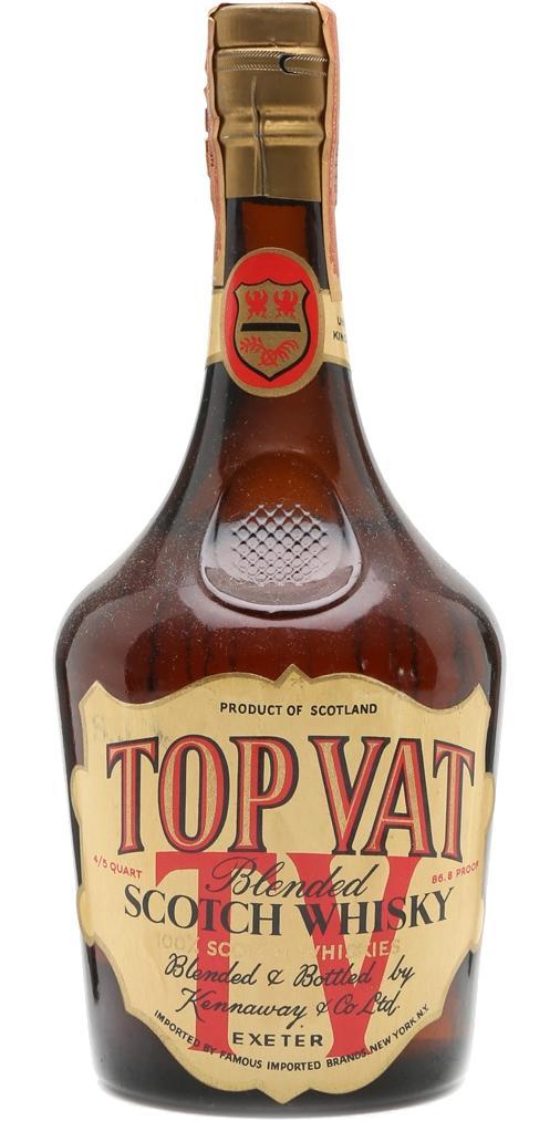 Top Vat Blended Scotch Whisky