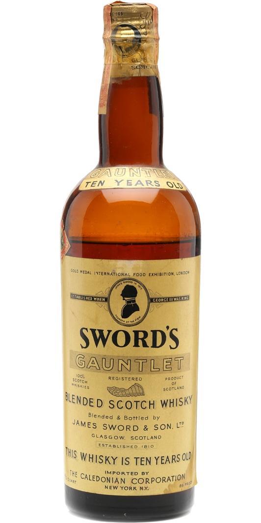 Sword's Gauntlet 10-year-old