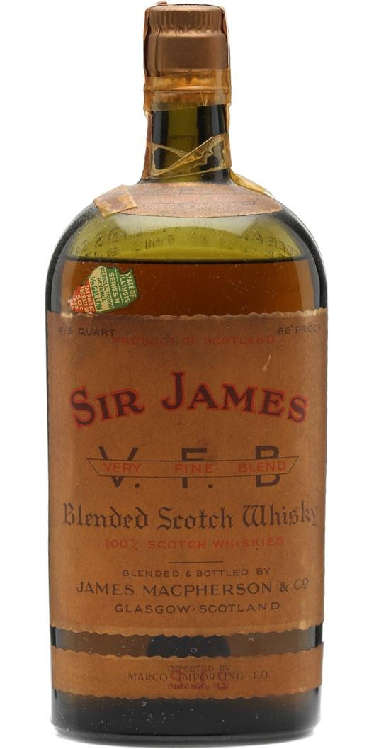 Sir James V.F.B. - Very Fine Blend
