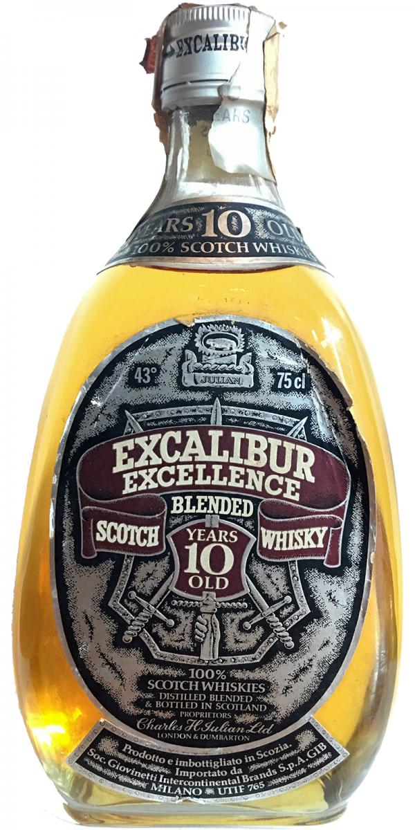 Excalibur 10-year-old