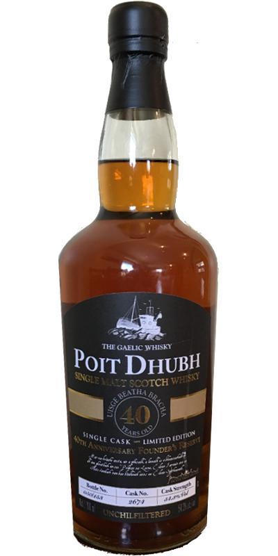 Poit Dhubh 40-year-old PNL